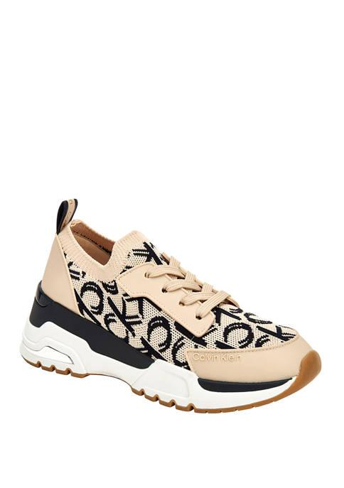 Calvin Klein Hensley Jacquard Sneakers