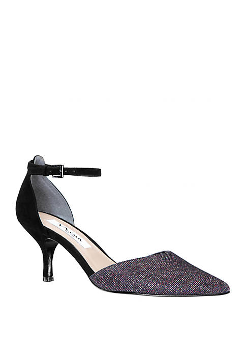 Nina Womens Brenda Dress Heel Shoes