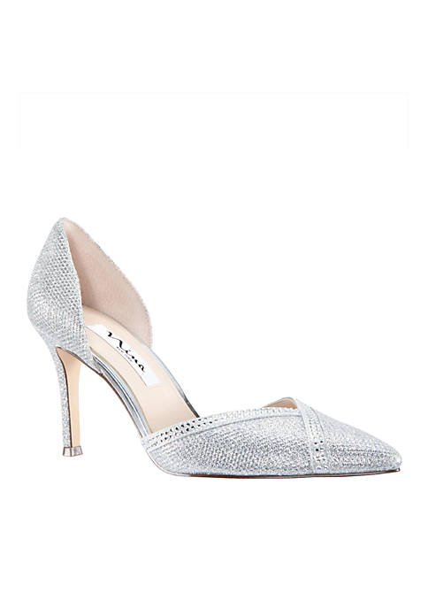 Nina Diroa Satin Pump