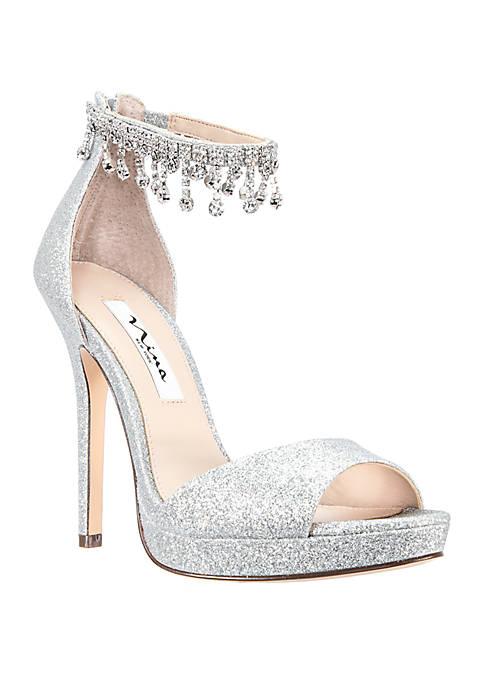 Nina Feya High Heel Platform Sandal