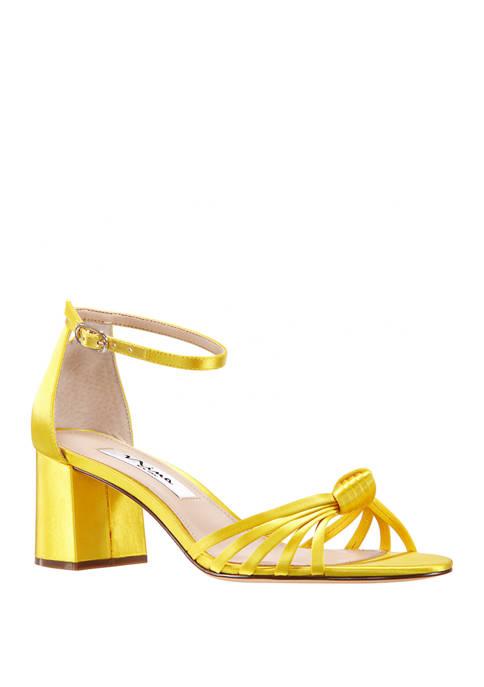 Nidiah Block Heel Sandals