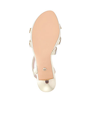 60ea95377 ... Nina Nizana Satin Strappy Sandals