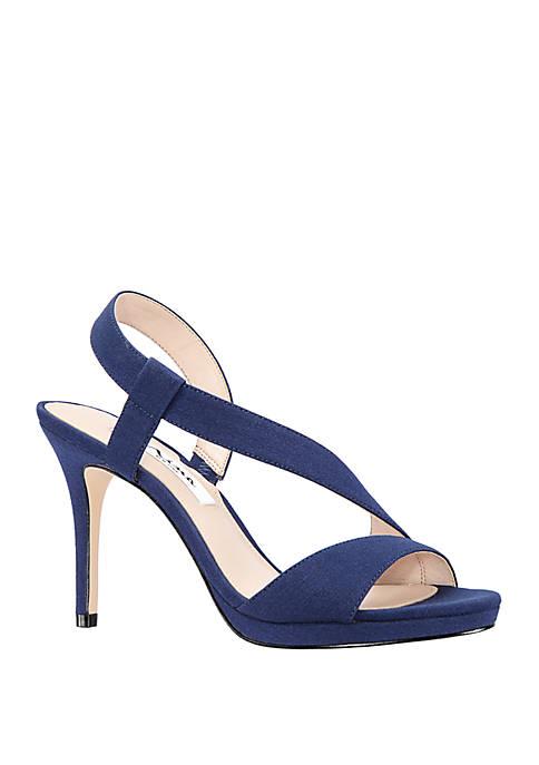 Nina Robina High Heel Platform Sandal