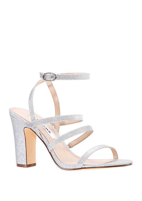 Nina Shalyn Block Heel Sandals