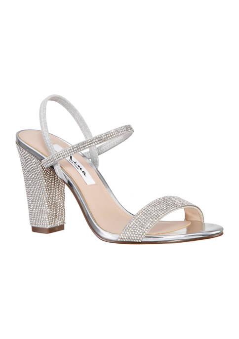 Sidney Block Heel Sandals
