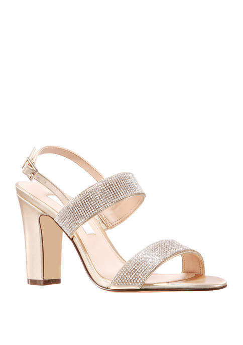 Spencer Block Heel Sandals