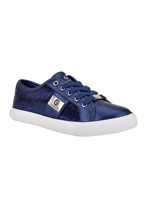 GUESS® Womens Backer Fashion Sneakers