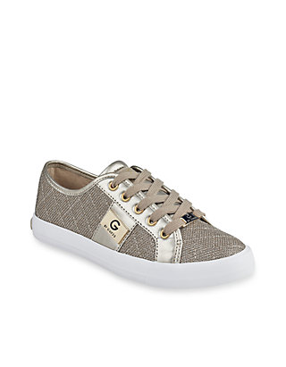 bda2f64e2123 G by GUESS. G by GUESS Backer Lace-Up Quilted Sneakers