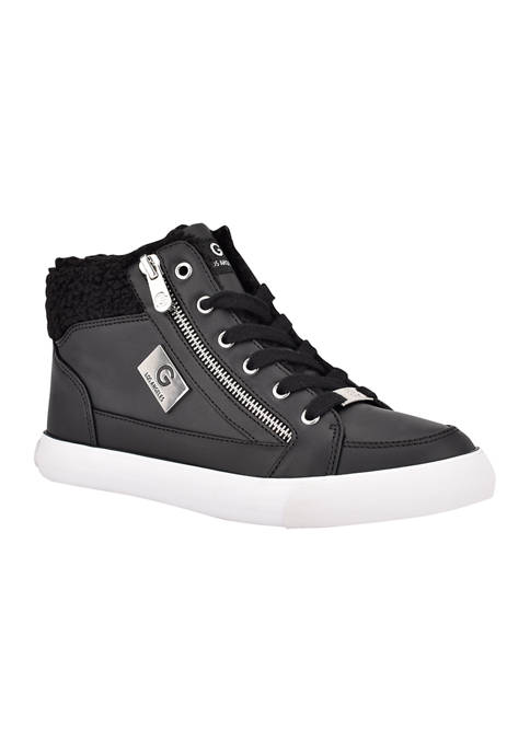 GUESS® Womens Baylea Fashion Sneakers