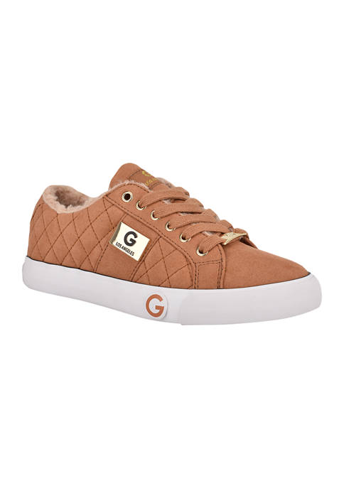 GUESS® Womens Bossa Fashion Sneakers