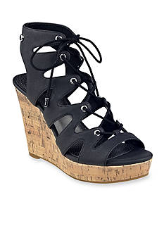 G by GUESS Bossie Wedge Sandal