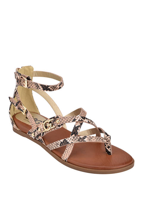 GBG Los Angeles Camrin Sandals