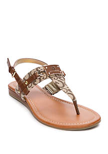 2d517134a47a Kensie Cathryn Wedge Sandals · G by GUESS Jriven 2 Sandals