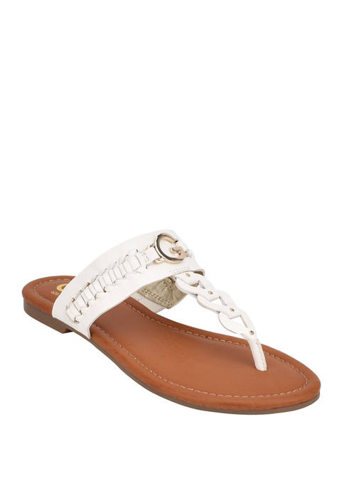 GBG Los Angeles Laysie Sandals
