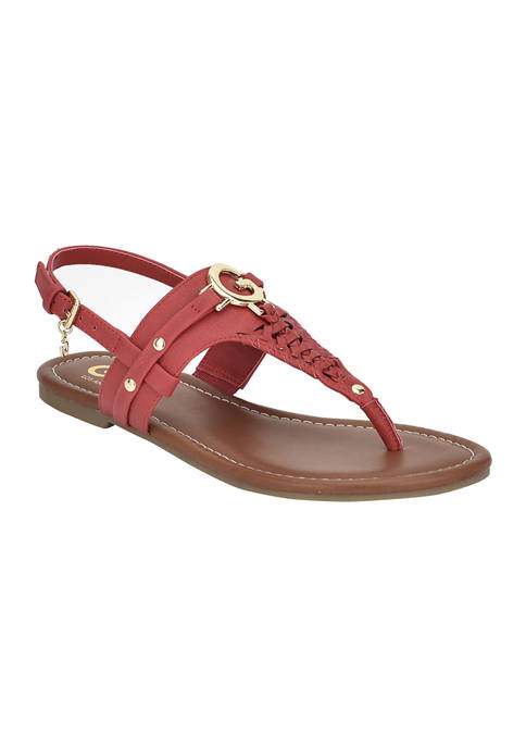 GUESS® Lemmon Flat Sandals