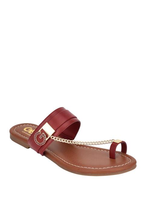 GBG Los Angeles Loona Sandals