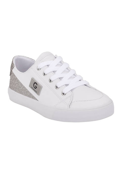 GUESS® Womens Meric Fashion Sneakers