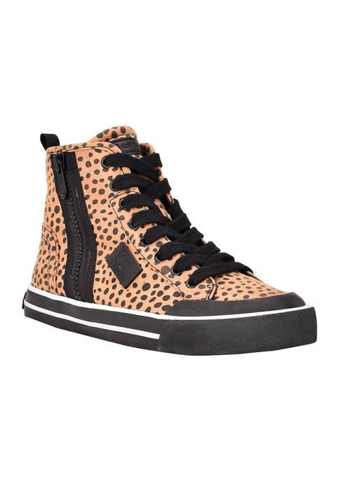 GUESS® Orlia High Top Sneakers