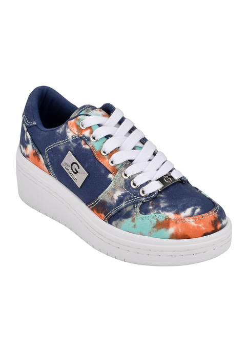 GUESS® Womens Rigster Fashion Sneakers