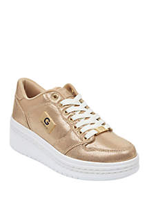 G by GUESS Platform Lace Up Sneakers