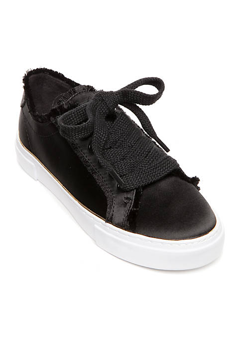 GUESS® Goodfun Satin Fray Sneakers