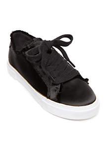 GUESS® Goodfun Satin Fray Sneakers