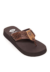 Tranquil Platform Sandals