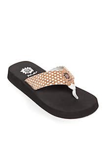 Dotsie Platform Sandals