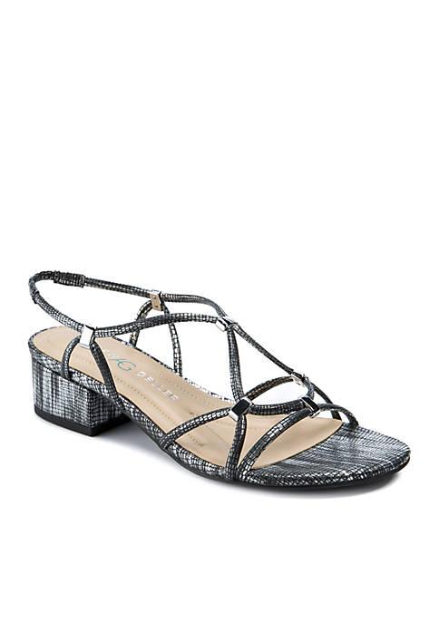 Andrew Geller® Kernie Sandal