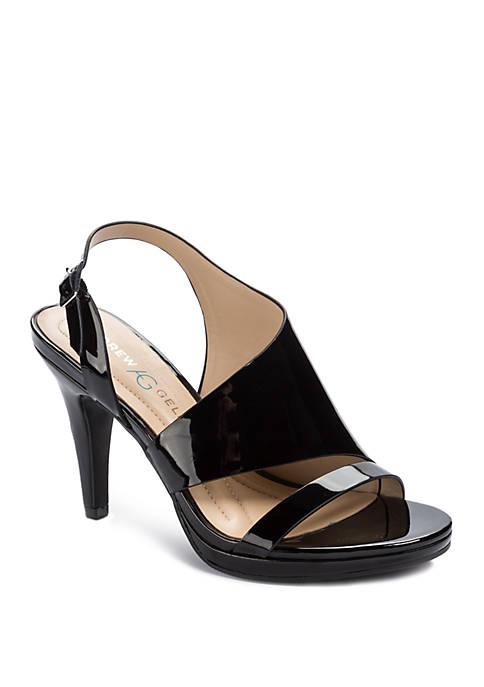 8965caae65f Andrew Geller® Theola Platform Dress Sandal