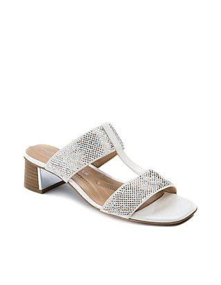 773993c358 Andrew Geller®. Andrew Geller® Henlie Sandal - Wide Width Available
