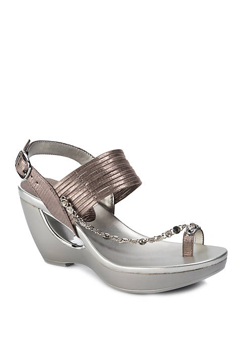 Andrew Geller® Arriana Fashion Platfrom Sandals