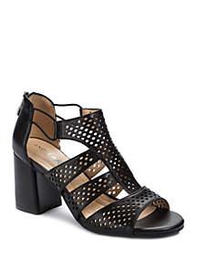 3b8d037fa89 ... Andrew Geller® Estee Fashion Block Heel Sandals