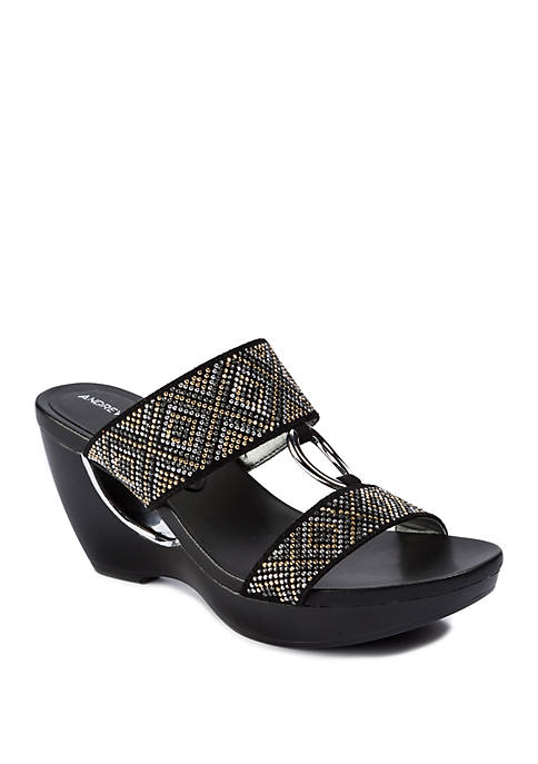 Andrew Geller® Aylee Fashion Platform Sandals
