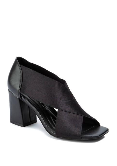 Andrew Geller® Cece Elastic Heels
