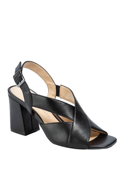 Carey Sling Strap Heels
