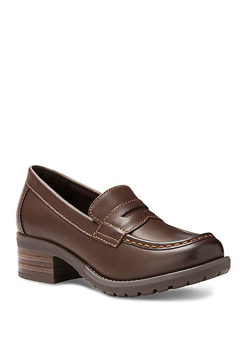 Eastland® Holly Moc Toe Penny Loafers