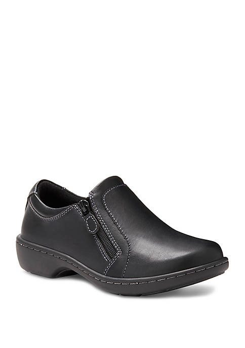 Eastland® Vicky Zipper Slip On Shoes