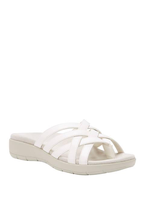 Eastland® Rae Thong Slide Sandals