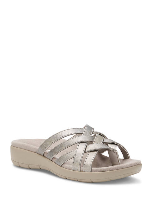 Eastland® Rae Thong Slide Sandals