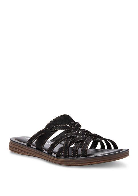 Eastland® Ellie Slide Sandals
