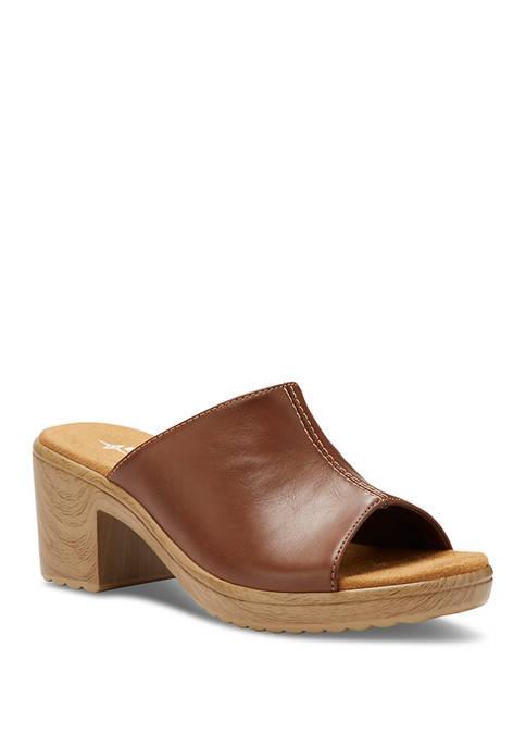 Eastland® Nastasia Slide Sandals