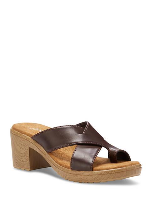 Liza Thong Sandals