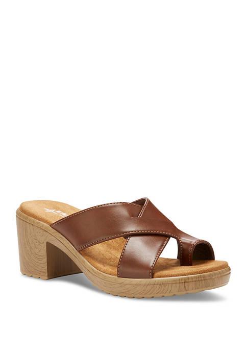 Eastland® Liza Thong Sandals