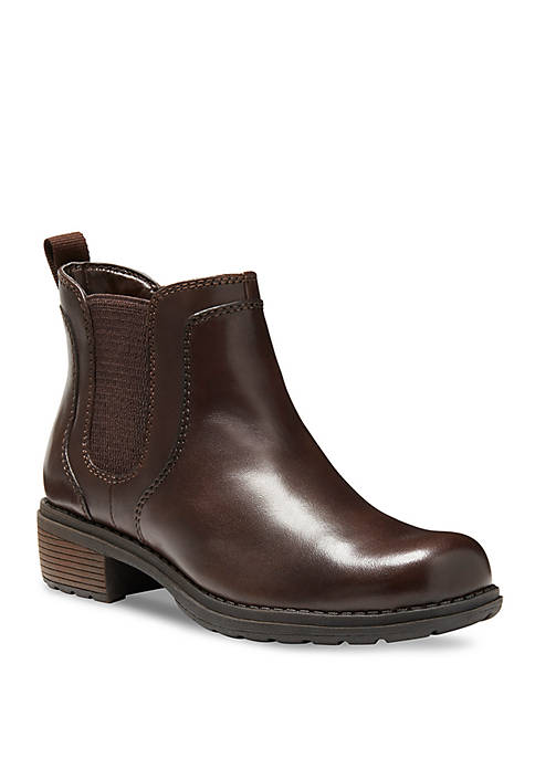 Double Up Slip On Boot