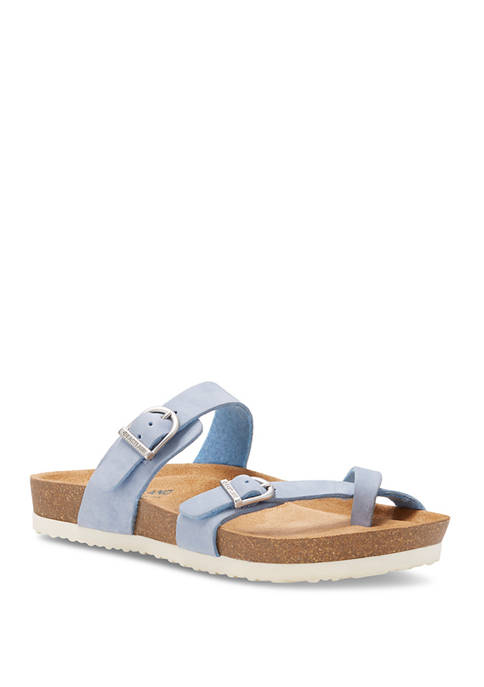Eastland® Tiogo Toe Ring Slide Sandals