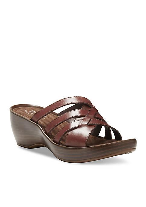 Poppy Wedge Sandal