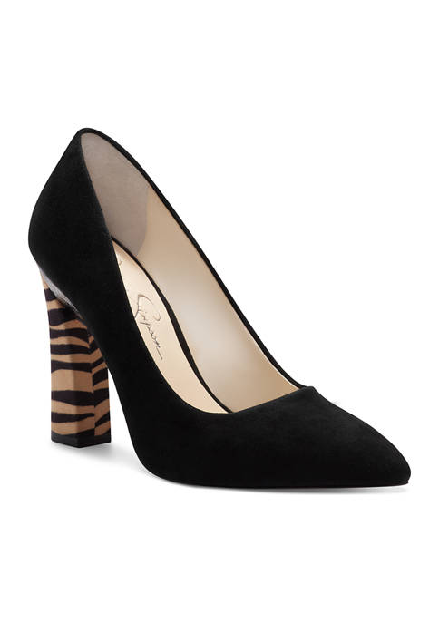 Jessica Simpson Accie Dorsay Pumps
