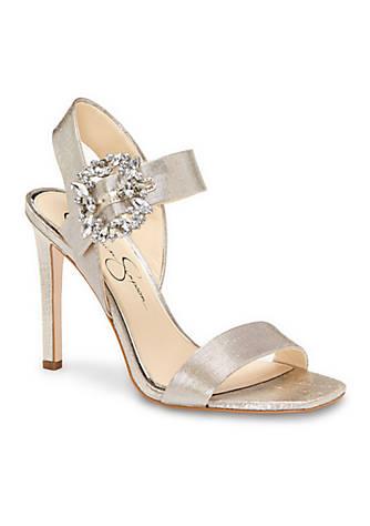 Jessica Simpson Bindy 2 Banded Dress Heel IxEZHyql
