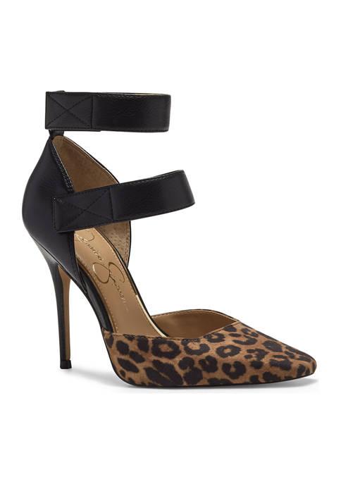 Cassiya Ankle Strap Heels